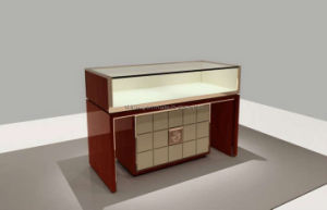 Jewelry Display Table, Glass Counter, Show Case