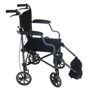 Lightweight Aluminum Wheelchair