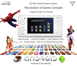 Smart Console with Android 4.0 & HD Camera (S5100)