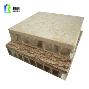 Marble Seriers Aluminum Wall Panel Rectangular Construction Material