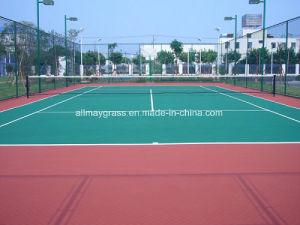 Floor Paint- Sport Floor Surface Outdoor Antiskid Concrete Tennis Court Floor