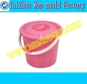 Plastic Injection 3 Gallon Water Bucket Mould (M-034)