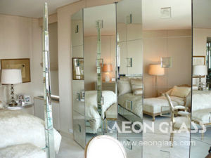 2mm 3mm 4mm 5mm 6mm Single/Double Coated Aluminum Mirror pictures & photos
