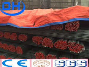 High Tensile HRB500 Reforcing Steel Rebar in China Tangshan pictures & photos