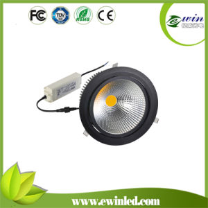 Super Brightness LED Downlight 50W with 200mm Cutout