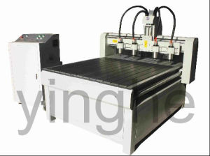 Auto Change Tool High Quality CNC Engraving& Cutting Machine