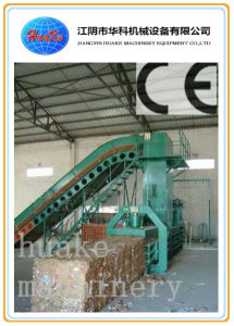 Full Automatic Cardboard Baler Machine (HPA) pictures & photos