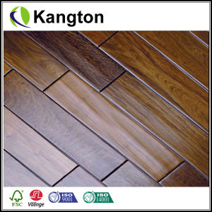 American Black Walnut Engineered Wood Flooring (walnut engineered flooring) pictures & photos