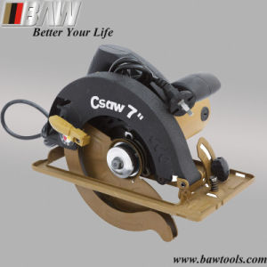185mm Plastic Motor Housing Circular Saw pictures & photos