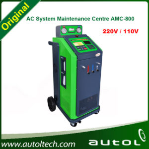 Fully Automatic A/C System Maintenance Centre Amc-800 (220V / 110V) pictures & photos