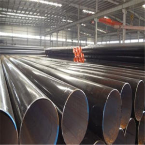 Welded Carbon Steel Pipe with Black Varnish Coating (WCSP)