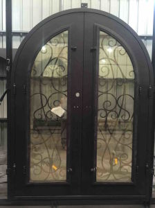 Handmade Customized Wrought Iron Door
