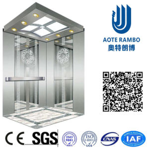 Residence Home Elevator with AC Vvvf Gearless Drive (RLS-129) pictures & photos