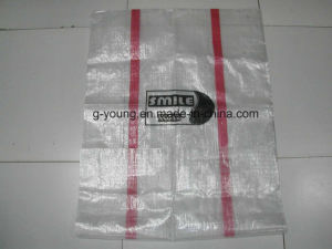 PP Woven 50kgs Grain Rice Packaging Bags for Sale