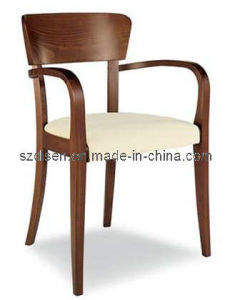 Wood Restaurant Dining Chair (DS-C142H)