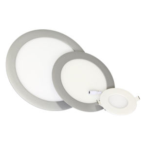"4"" Slim LED Down Light Round Panel pictures & photos"