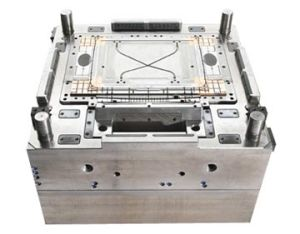 Progressive Plastic Injection Mould Die for Commodity pictures & photos