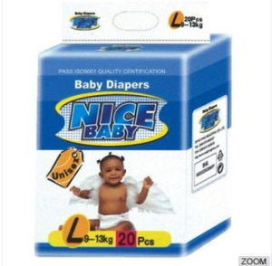 Soft&Cotton Baby Diaper, Super Comfortable, Disposable Baby Diaper