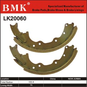 Environment Friendly Brake Shoe (LK20060) pictures & photos
