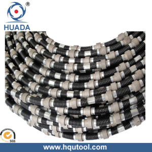 Diamond Wire Saw for Marble Dry Cutting pictures & photos