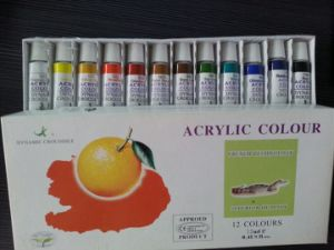 Acrylic Color Paint, Color Paint, Acrylic Paint pictures & photos