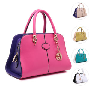 American Fashion Style Red Brand Name Handbags For Las Xd140052