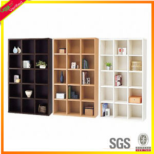 Wooden Modular Pigeon Hole Storage Cabinet For Office Or Kids Room