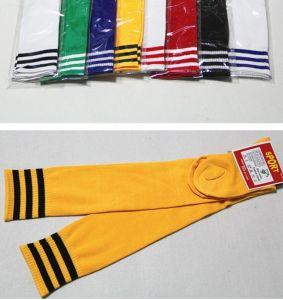 Long Cotton Material Men Sports Soccer Football Socks pictures & photos