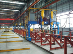 Gantry Gate Type Steel H Beam Automatic Welding Machine pictures & photos