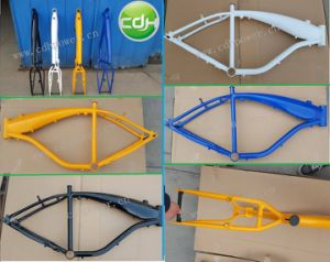 Cdh Aluminum Bike Frame, 3.75L Gas Tank Frame-Gas Motorized Bicycle pictures & photos