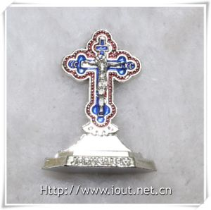 Jesus Christ Cross Crucifix Statue (IO-ca095) pictures & photos