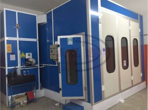 Wld8200 Good Reputation Famous Brand Spray Painting Booth pictures & photos