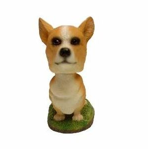 Polyresin Custom Dog Bobble Head, Resin Customized Dog Bobblehad pictures & photos