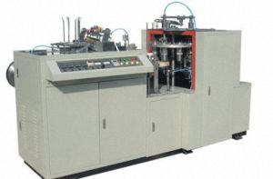 Automatic Paper Cup Machine (HIGH SPPED AM-320)