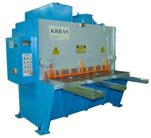High Precision Hydraulic Guillotine Shear pictures & photos