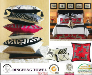 2016 Bed Used Digital Printing Cushion Cover Df-8832 pictures & photos