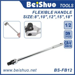 Ratchet Flexible Handle with Adjustable Lengths High Torque pictures & photos