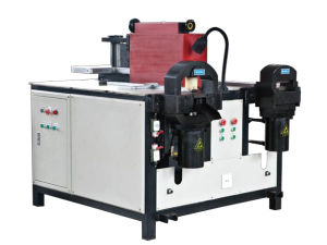 CNC Three in One Bus Bar Processing Machine