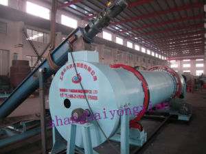 Brown Coal/Lignite Rotary Dryer