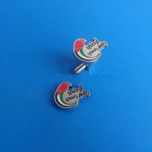 Custom Logo Wedding Cufflinks UAE Bird Cufflinks (ASNY-MC-TM-113) pictures & photos