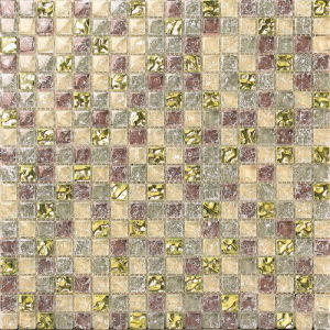 Building Material Wall and Floor Glass Mosaic Ma-GS2016 pictures & photos