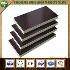 Hot Sale 18mm Film Faced Plywood pictures & photos
