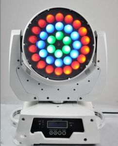36*10W RGBW 4in1 LED Moving Head Light / Zoom Wash Light pictures & photos