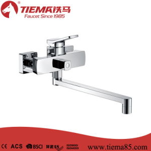 Popular New Design Single Lever Kitchen Mixer (ZS41302A)