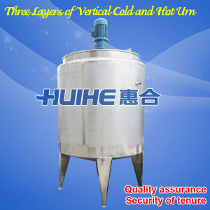 Cold and Hot Cylinder for Heating/ Cooling pictures & photos