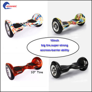 in Stock Germany Hot Cool 10 Inch Electric Smart Scooter Remote Electric Self Balance Scooter Unicycle Skateboard Two Wheel Scooter USA pictures & photos