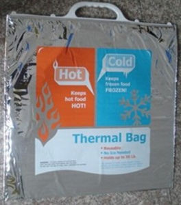Thermal Bag Thermos Bag Thermo Bag Aluminum Foil Bag pictures & photos