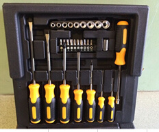 28PCS Screwdriver and Bit Set