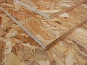 Oriented Strand Board (OSB) for Construction
