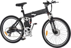 26′ Hummer Folding Mountain Electric Bike pictures & photos